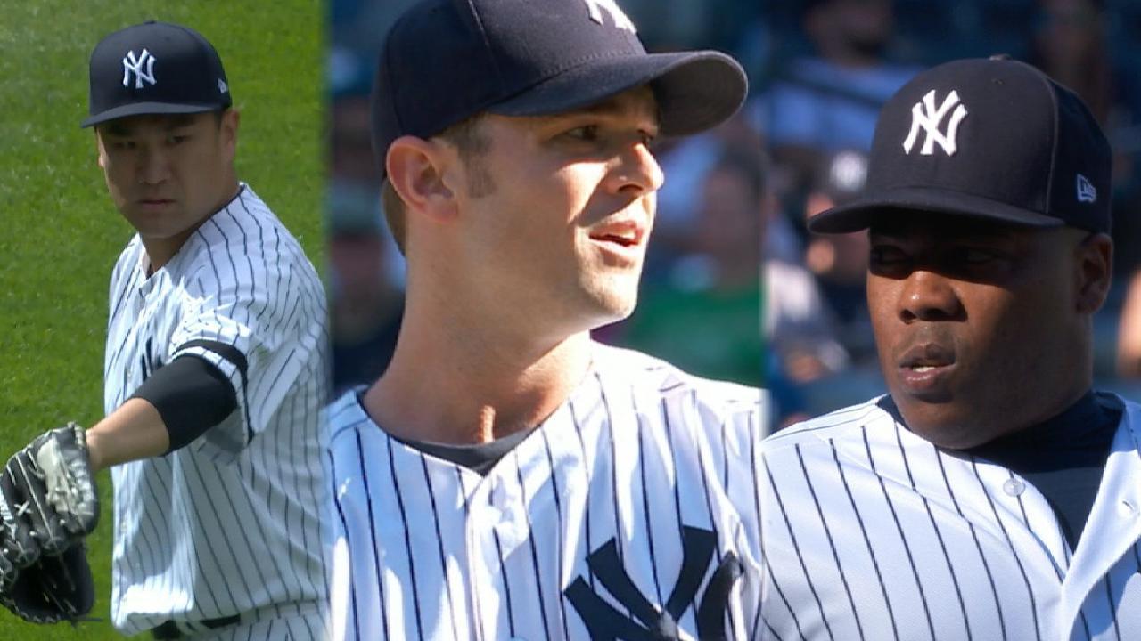 Tanaka's 15-K gem keeps Yanks in East race