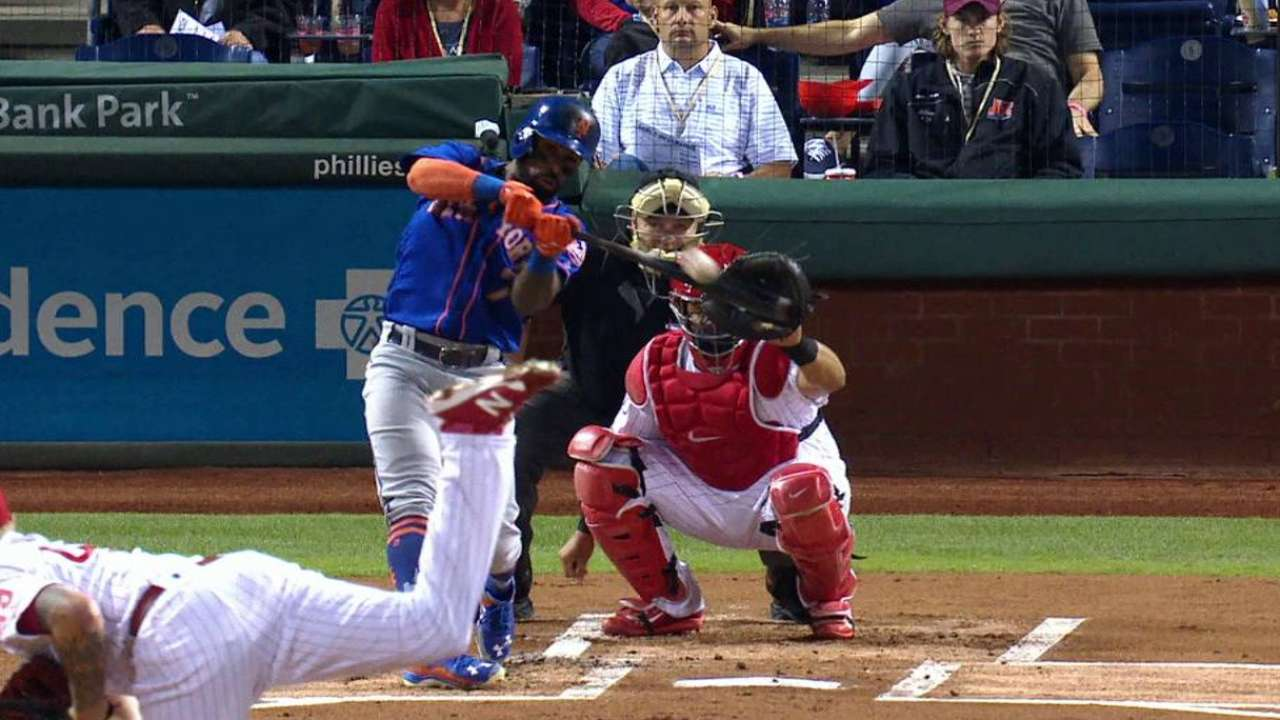 Reyes, Smith go deep but Mets can't capitalize