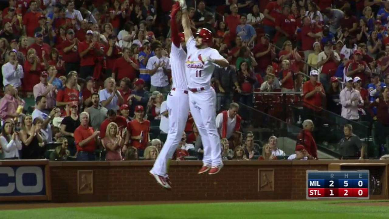 Cards unable to derail Crew's WC hopes