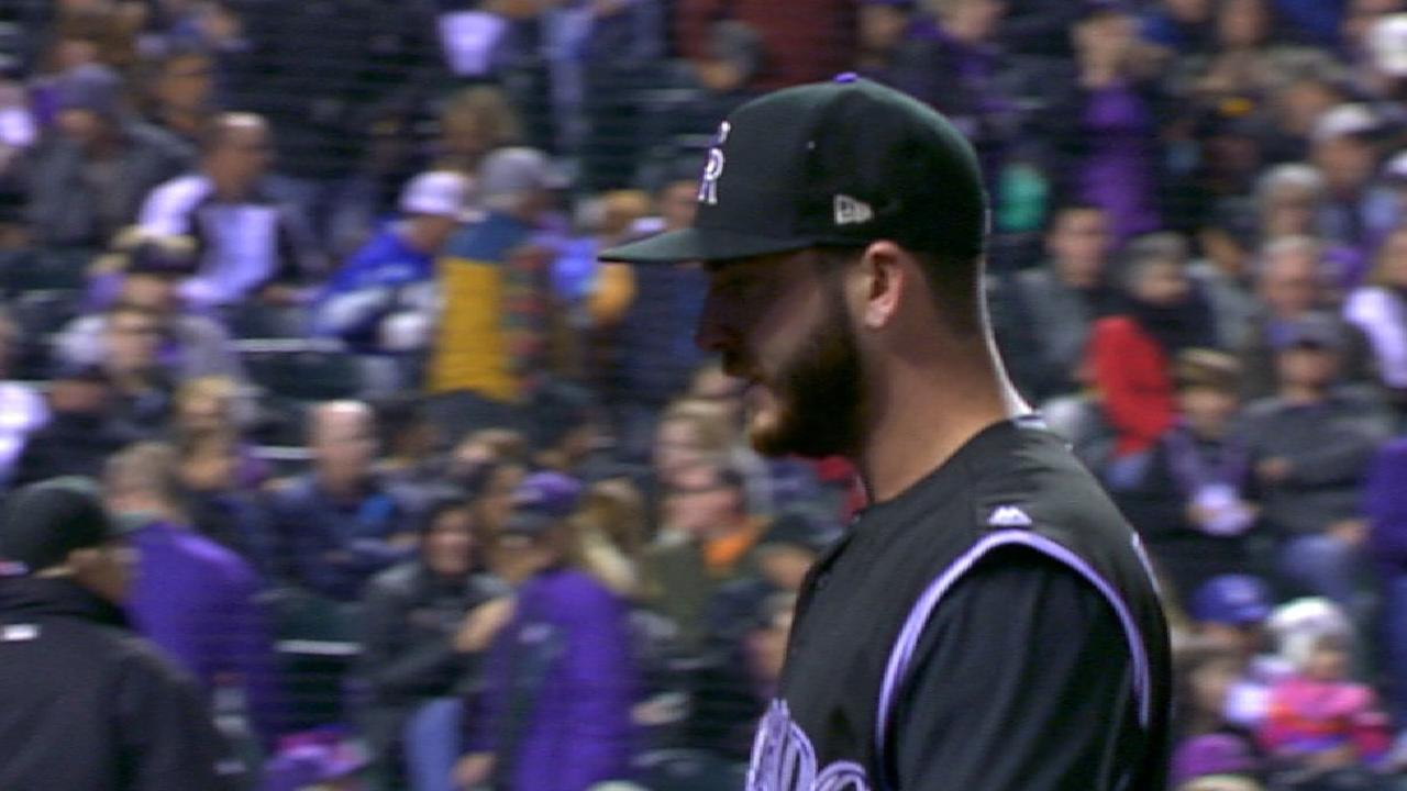 Bettis' strong outing