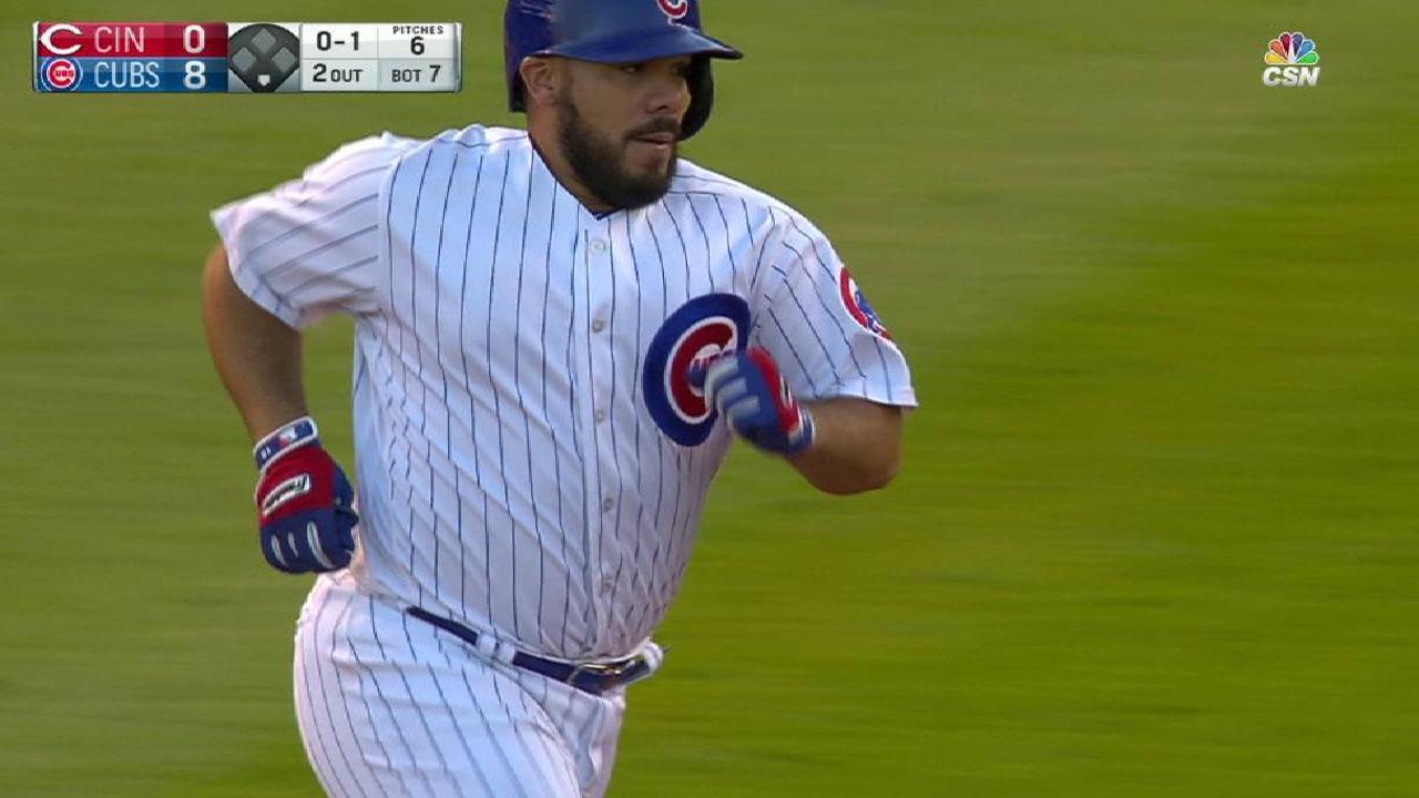 Rivera's 10th home run