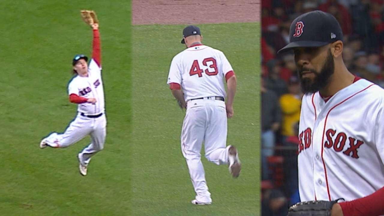 Must C: Red Sox escape jam