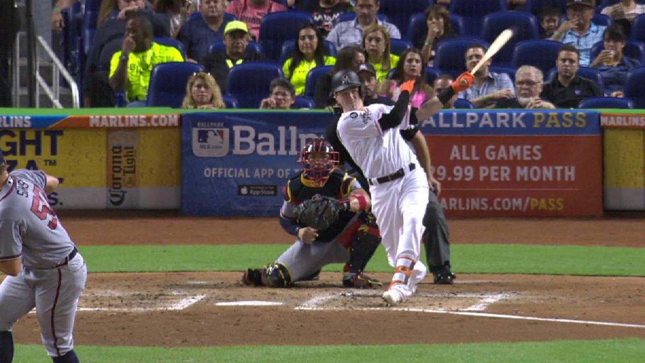 Anderson's RBI double