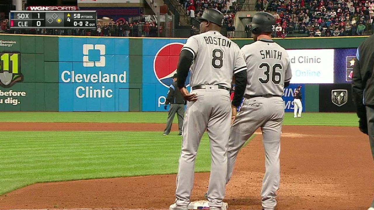 Smith's 2 RBIs, Fulmer's gem fuel White Sox
