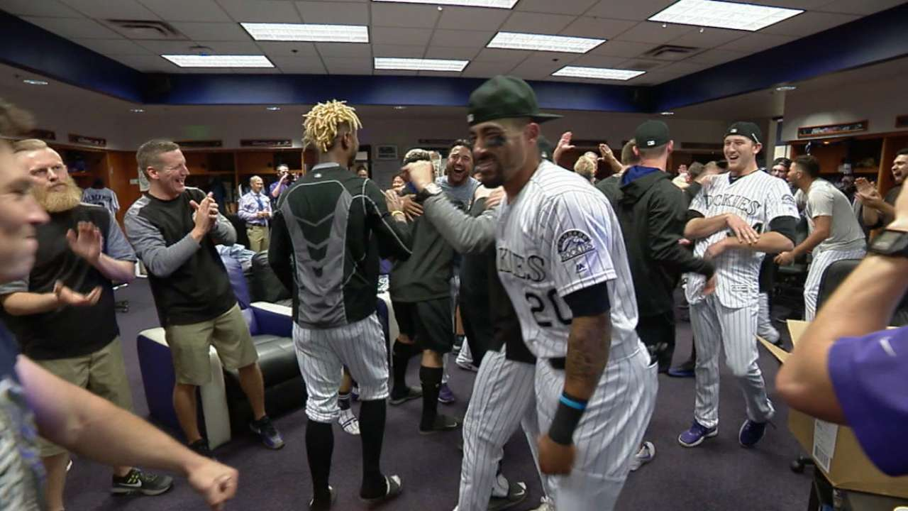 Rockies in Wild Card Game after Brewers' loss