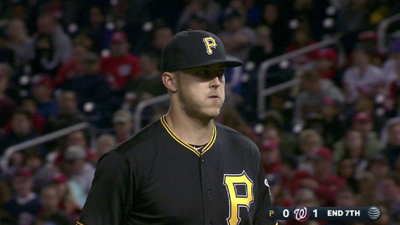 Taillon strikes out Taylor