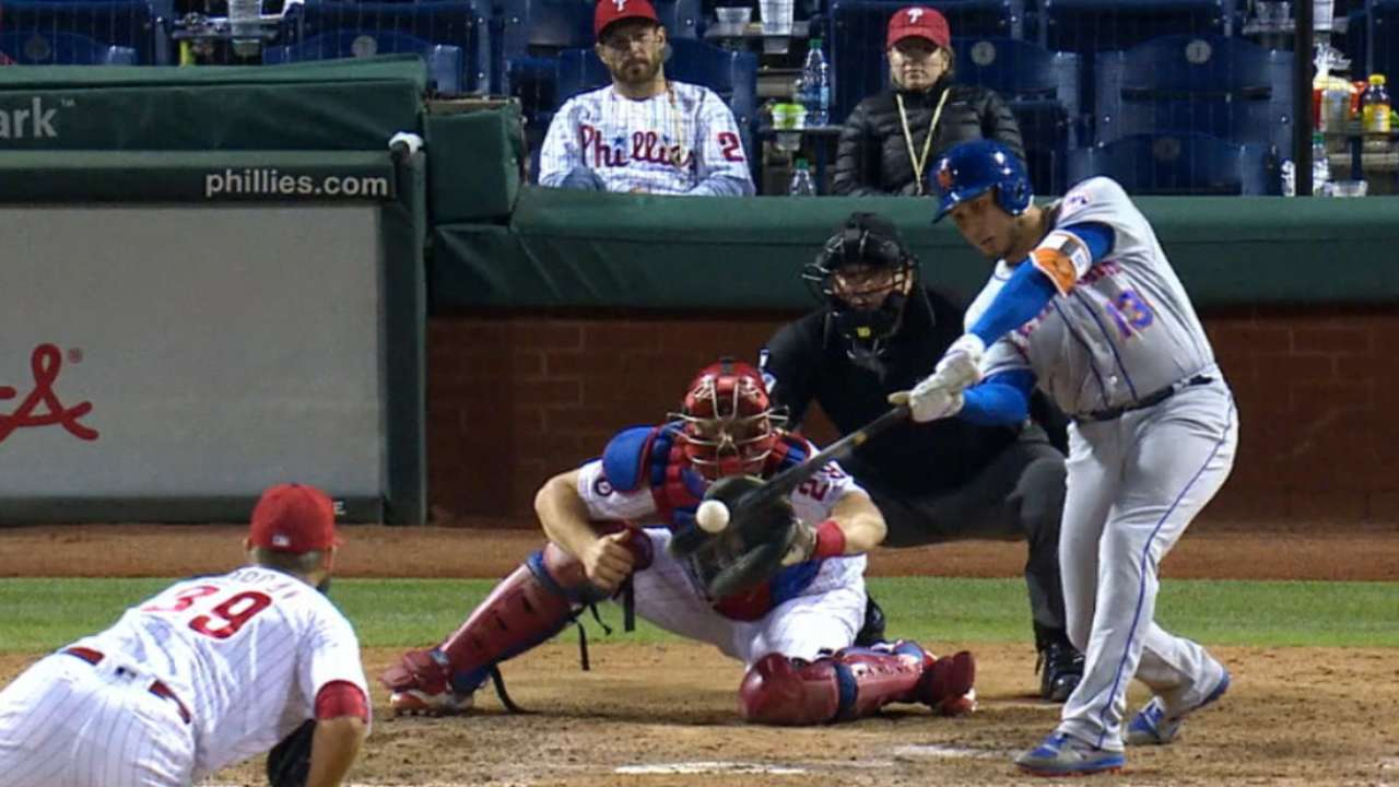 Cash Cab: Asdrubal's tater lifts Mets in extras