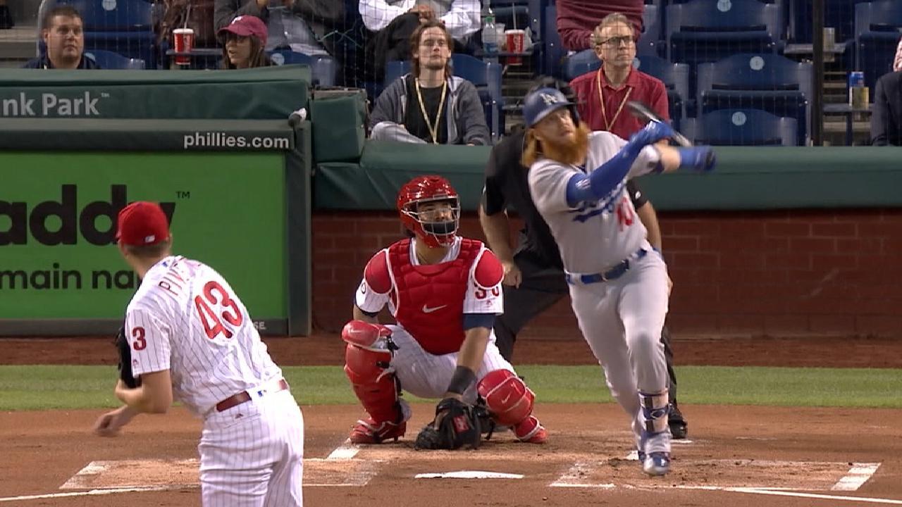 Turner key to Dodgers' success