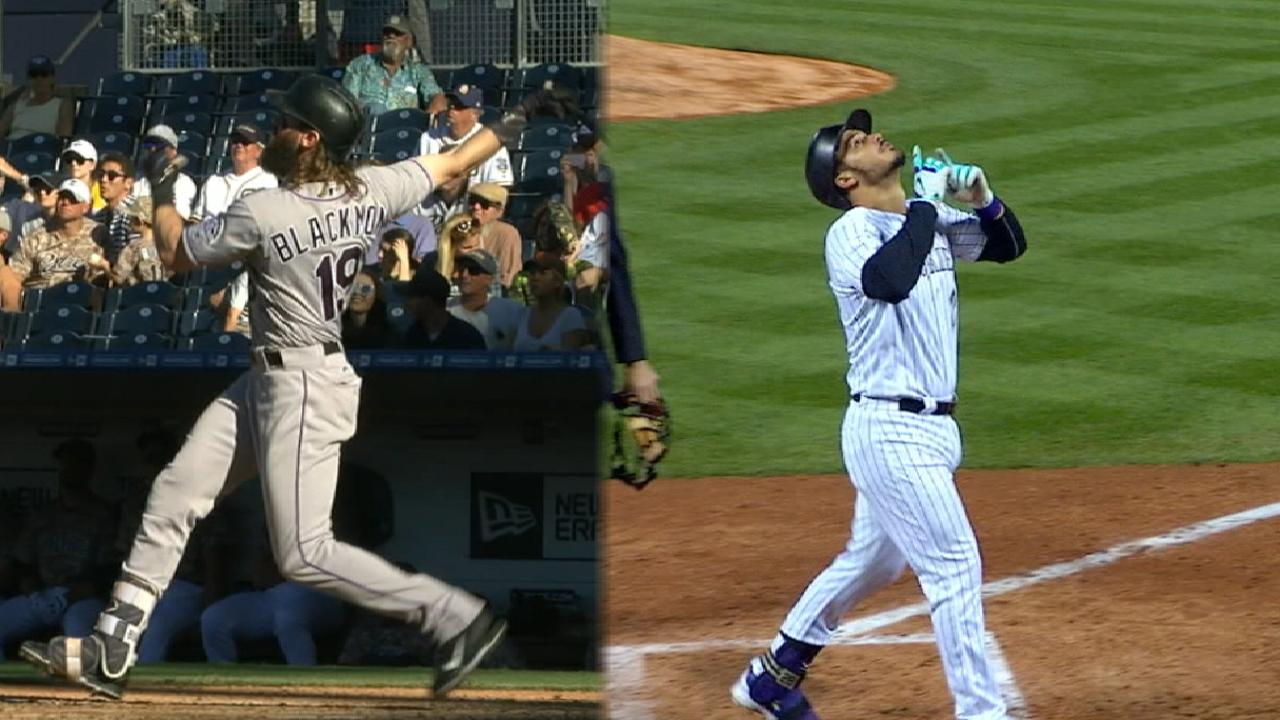 How they were built: Rockies