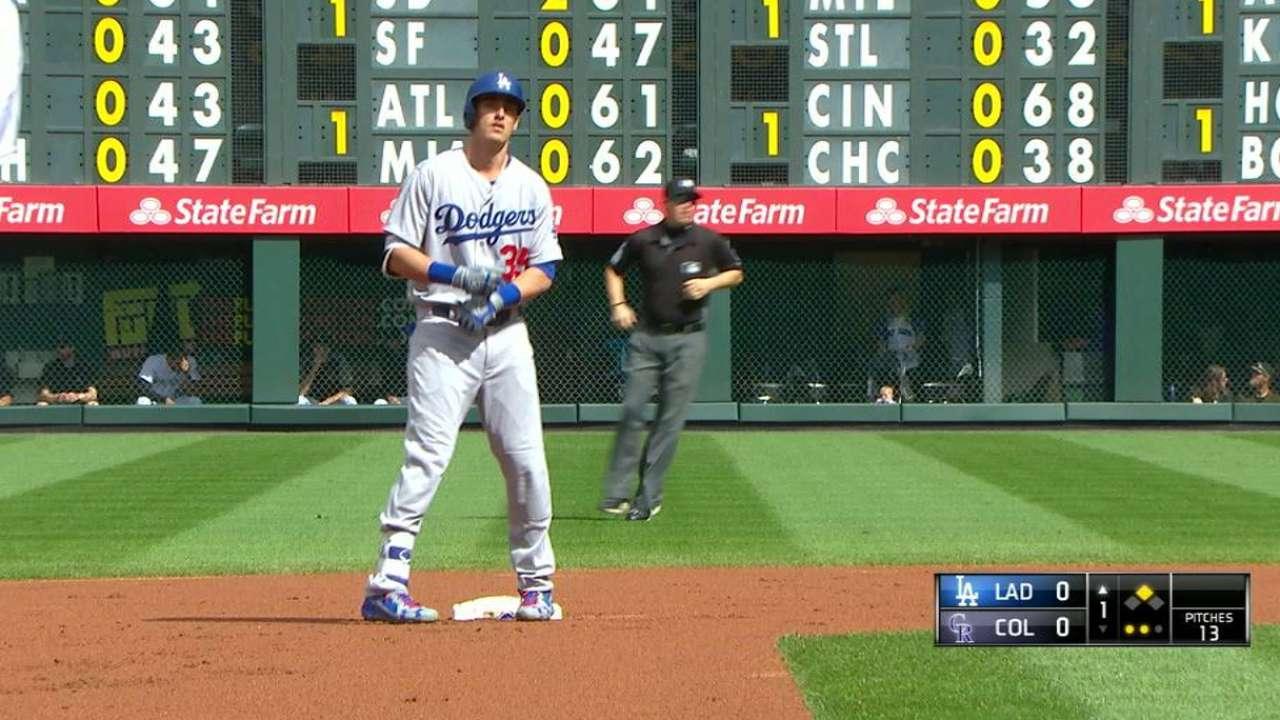 Dodgers cap 'pretty fun' regular season