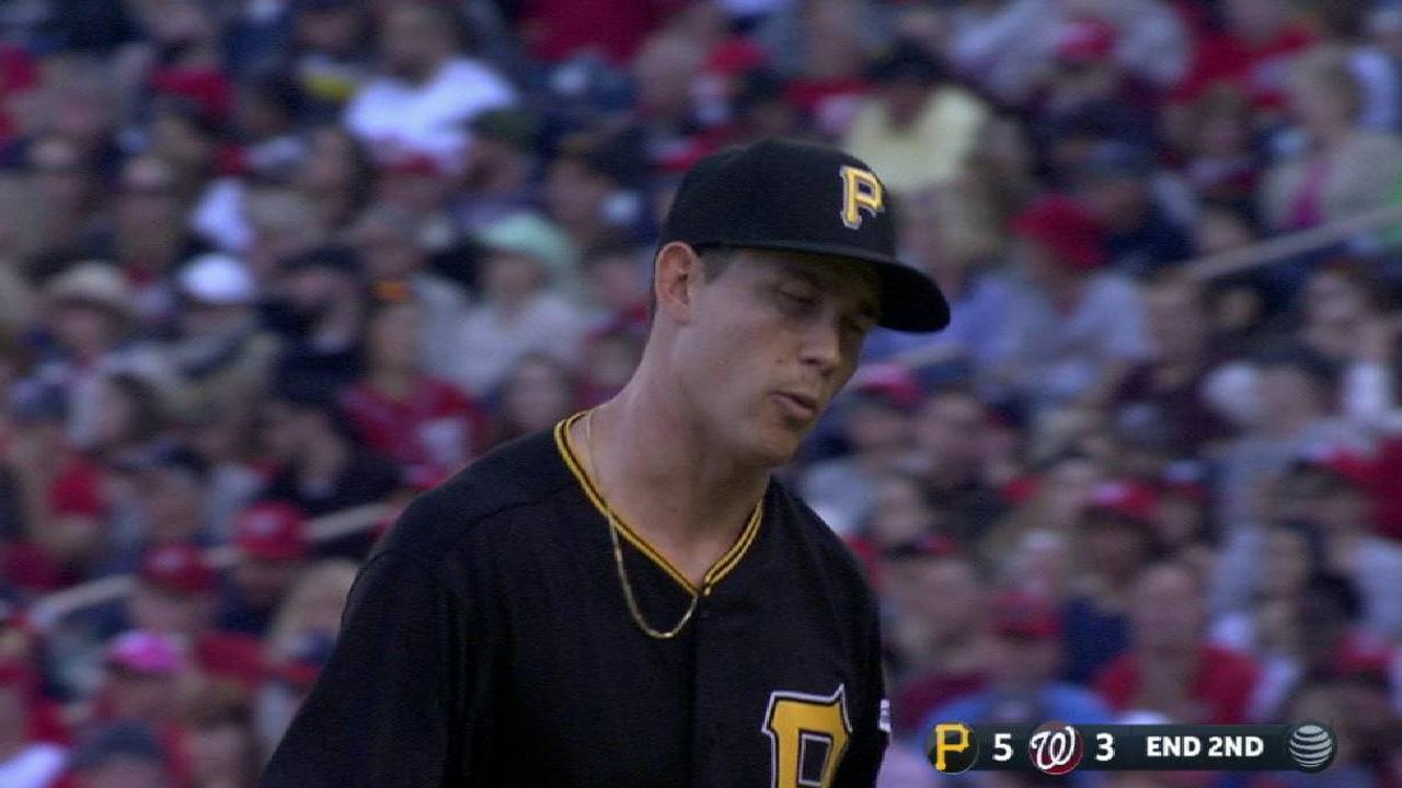 Brault gets out of trouble