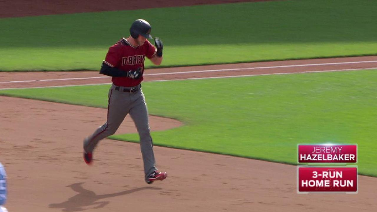 D-backs top Royals, ready for NL Wild Card