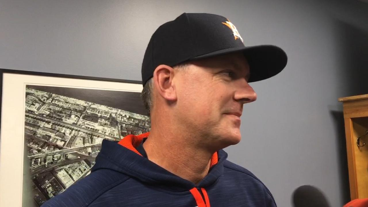 Hinch on win in season finale