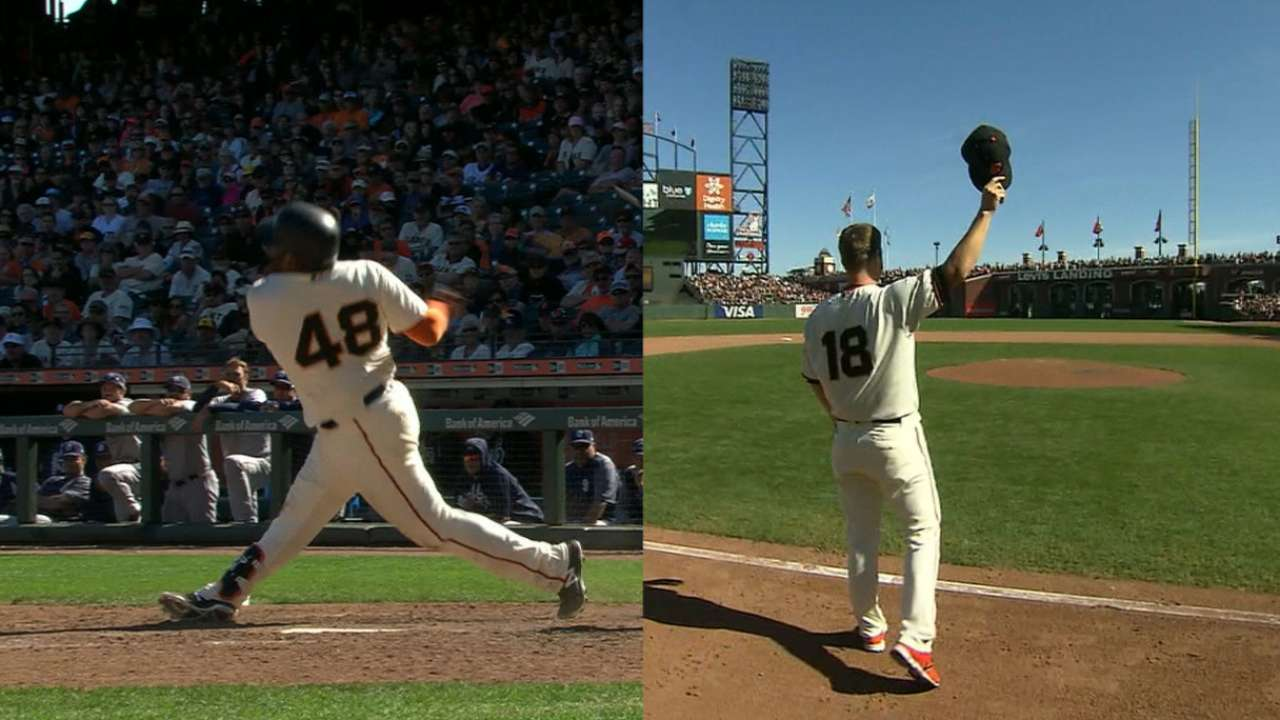 Panda walks off as SF wraps '17 on high note