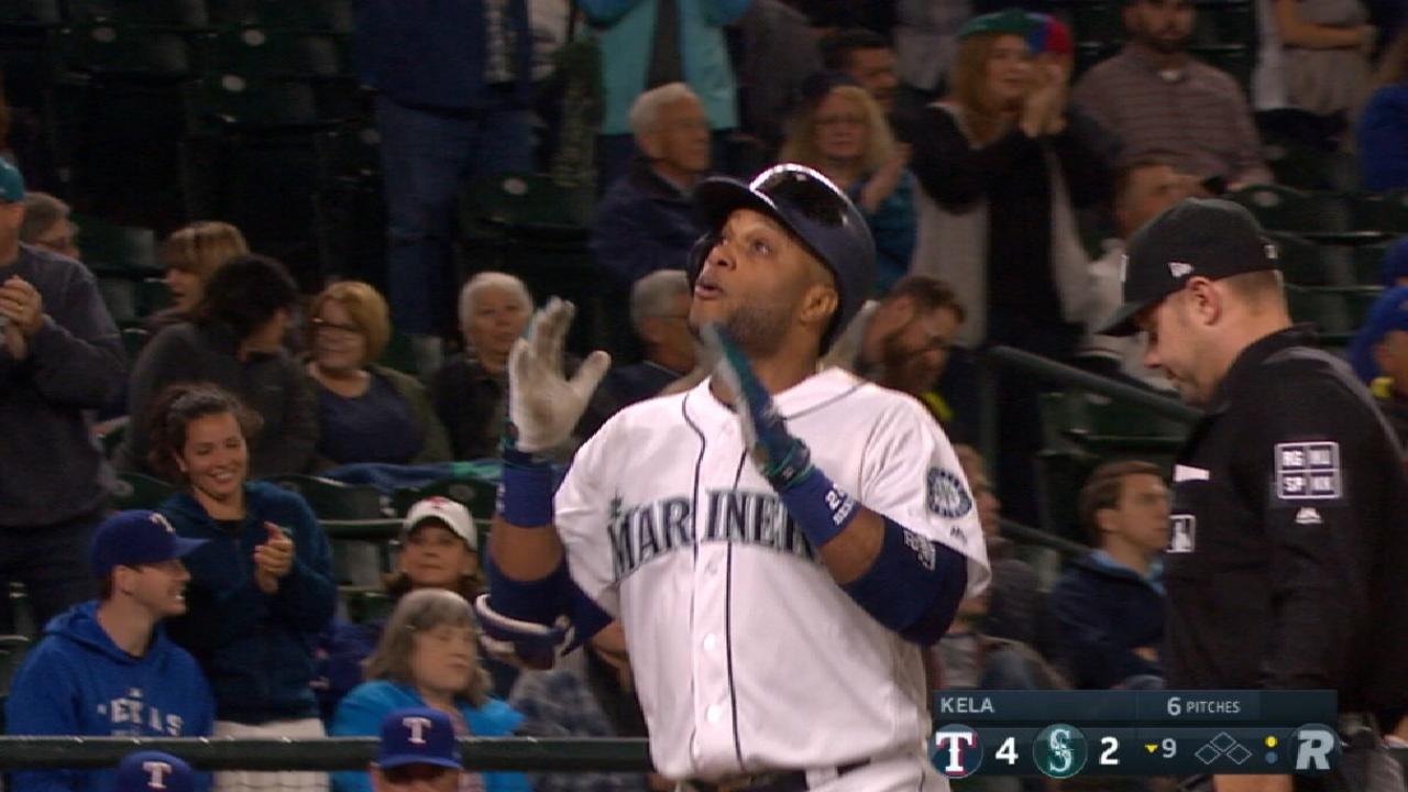 Mariners' top moments of 2017