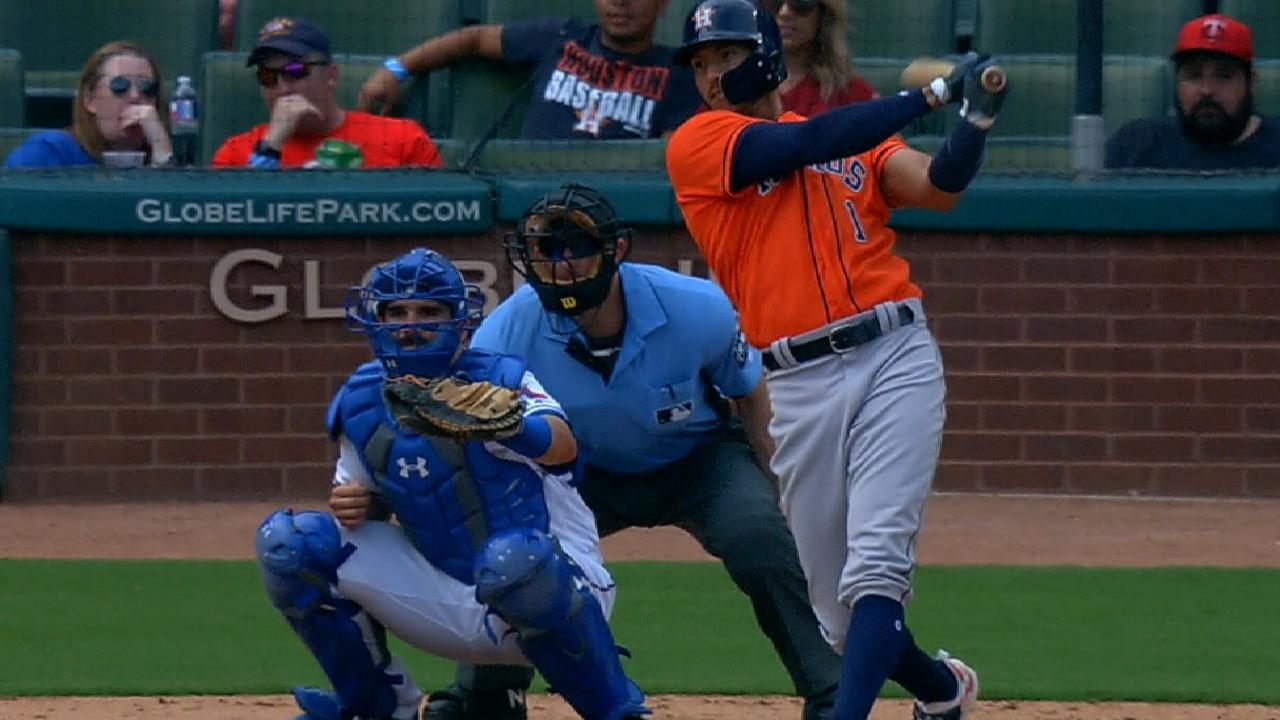 Correa fueled by highs, lows of '15 playoff run