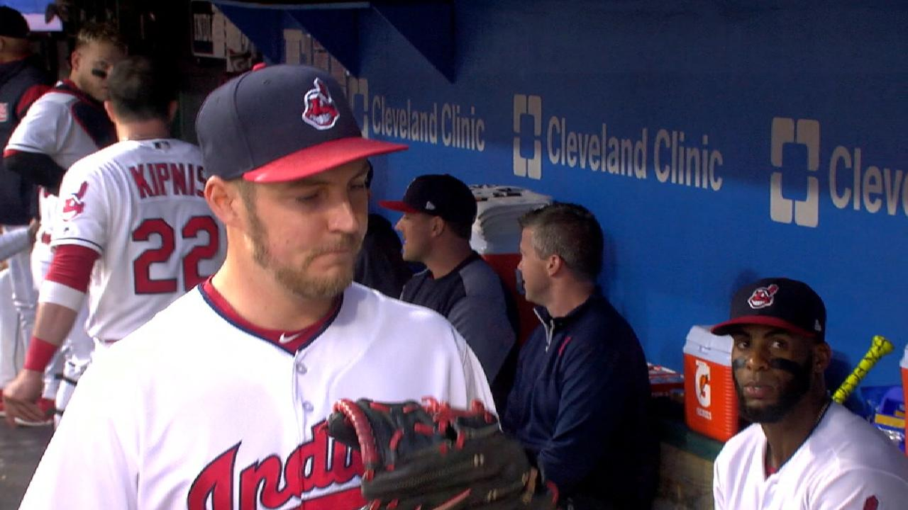 Francona on Bauer for Game 1