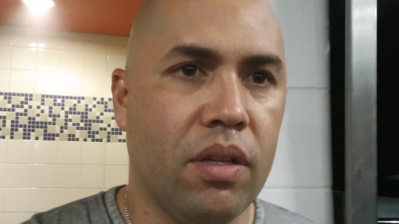 Carlos Beltrán agradecido por la ayuda que ha brindado Jim Crane a Puerto Rico