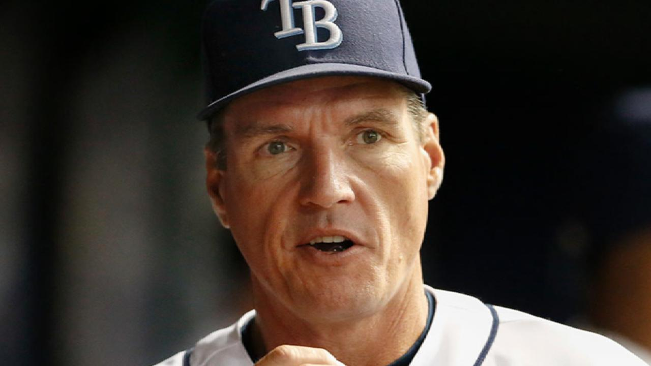 Rays make assortment of coaching changes