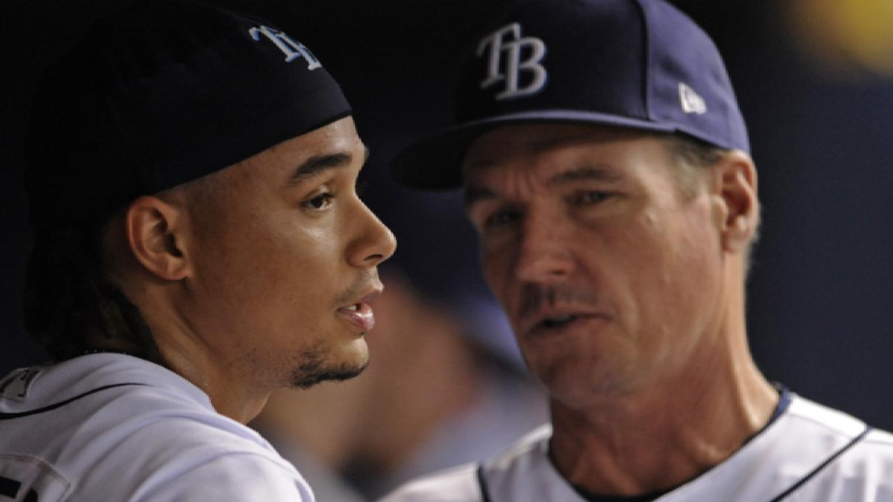Cash on pitching coach change