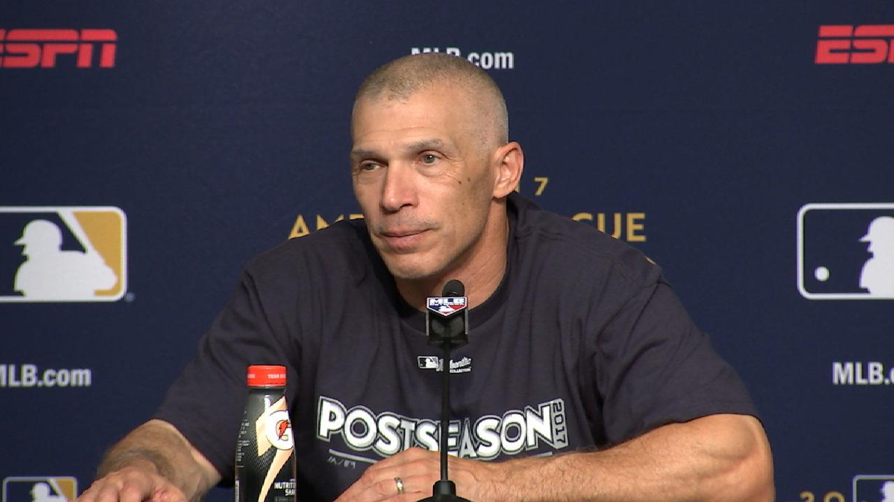Girardi on bullpen contributions
