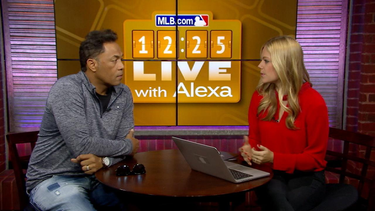 Alomar rallies continued aid for Puerto Rico