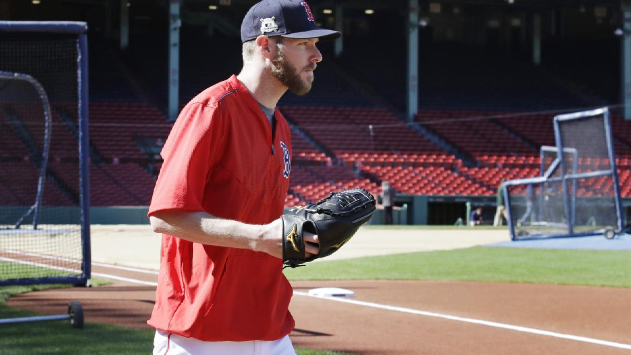 Sale excited for Game 1 start
