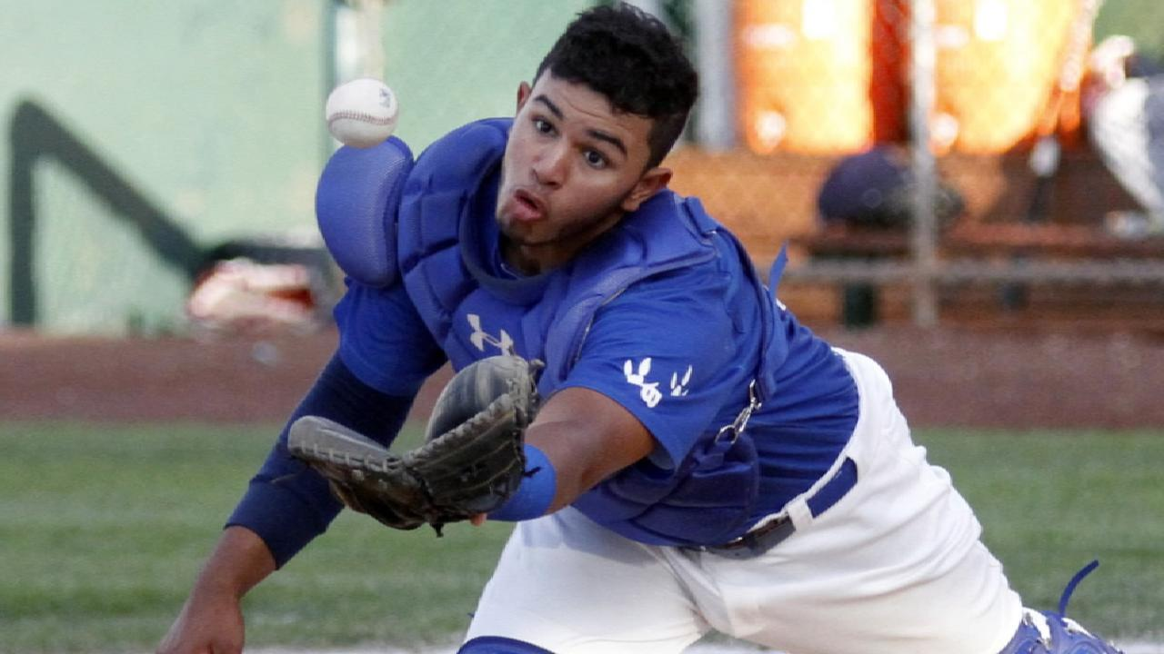 Inbox: Progression of Dodgers prospect Ruiz