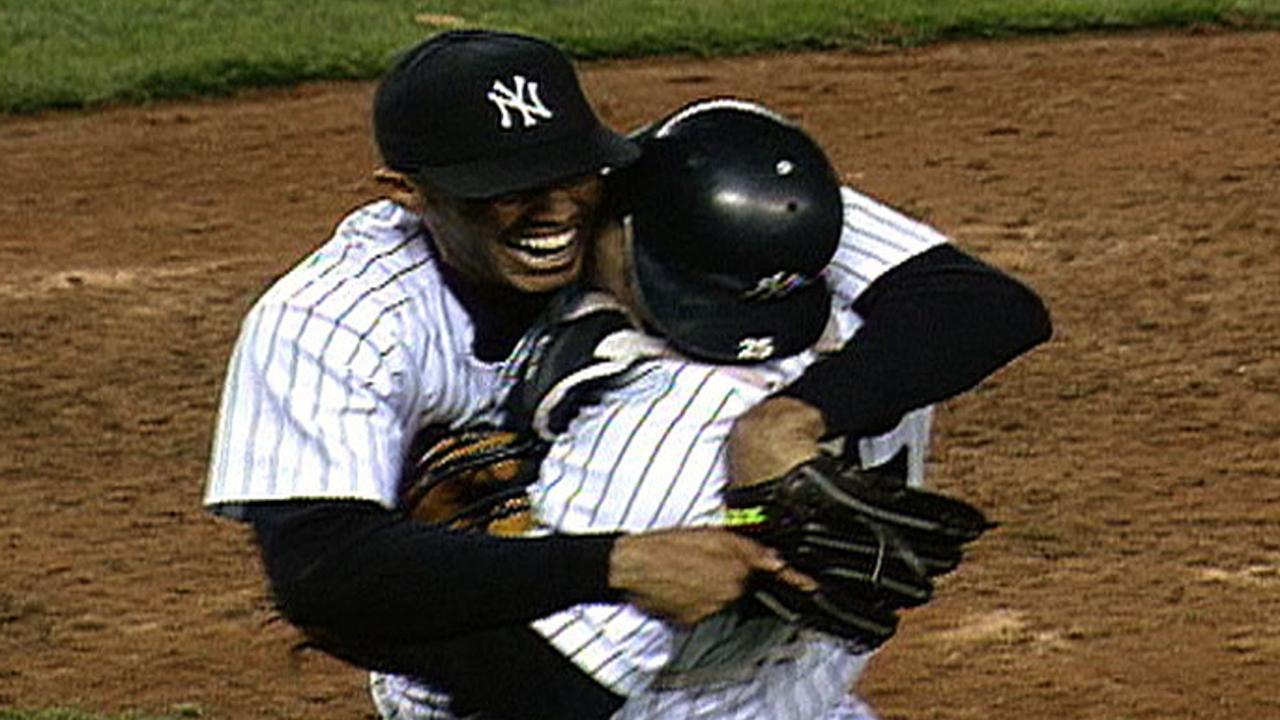 Yankees win 1998 ALCS