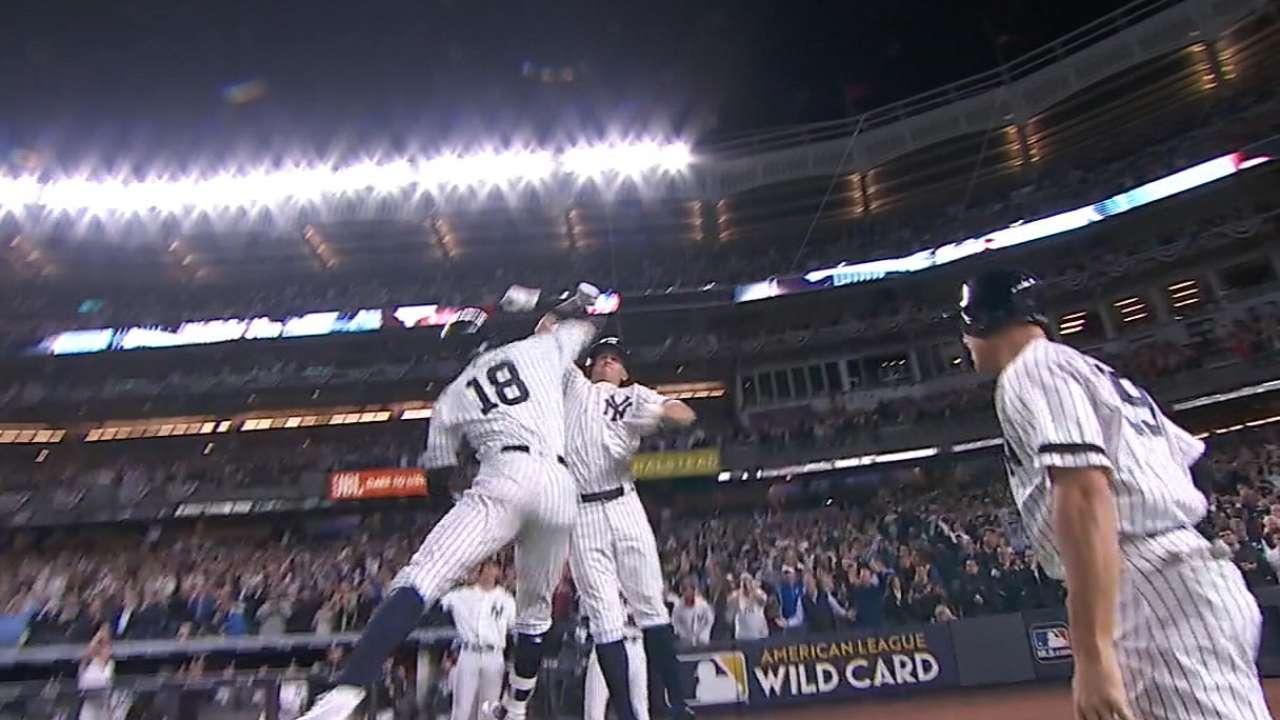 Kluber on Yankees' lineup