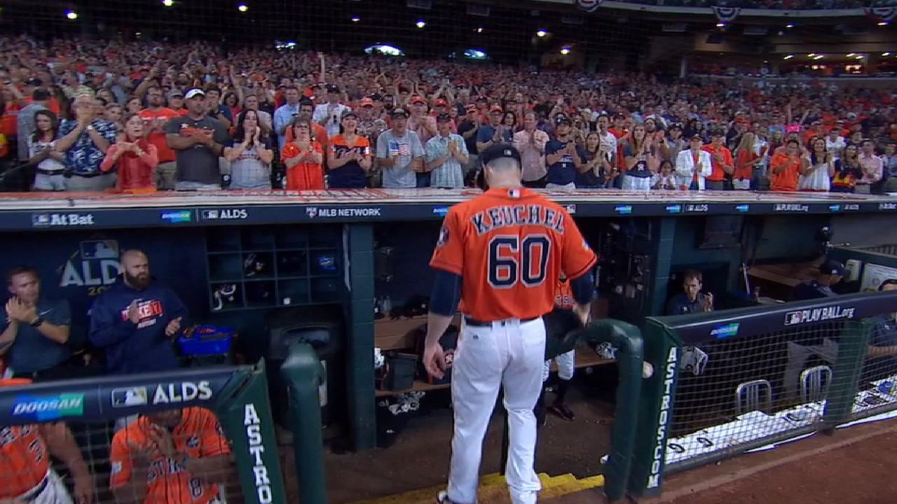 Keuchel's solid Game 2 start