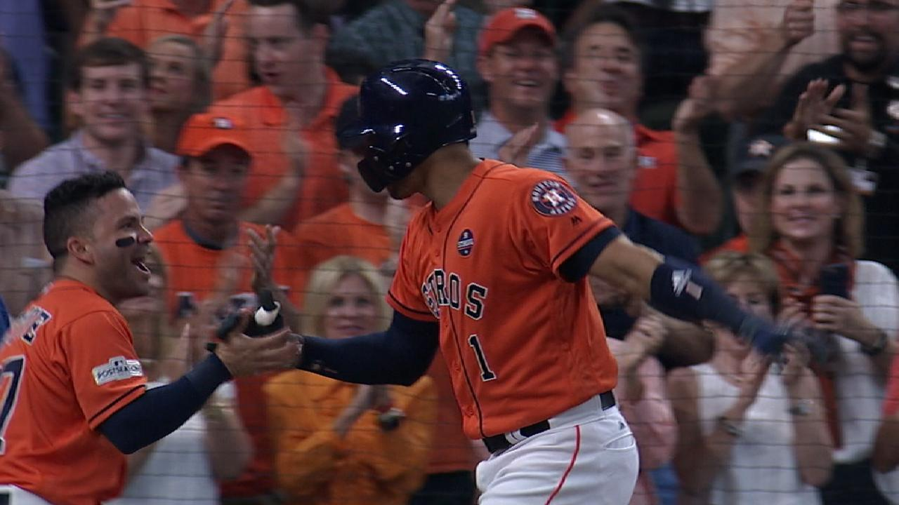 Must C: Correa's big Game 2