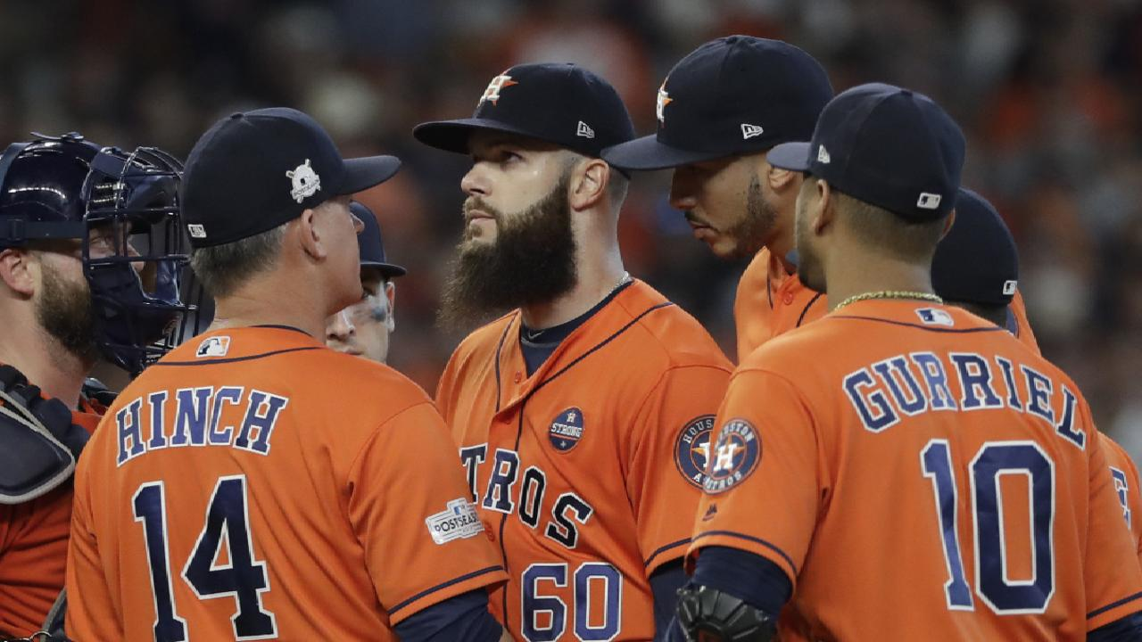 Keuchel, Correa on 2-0 ALDS lead