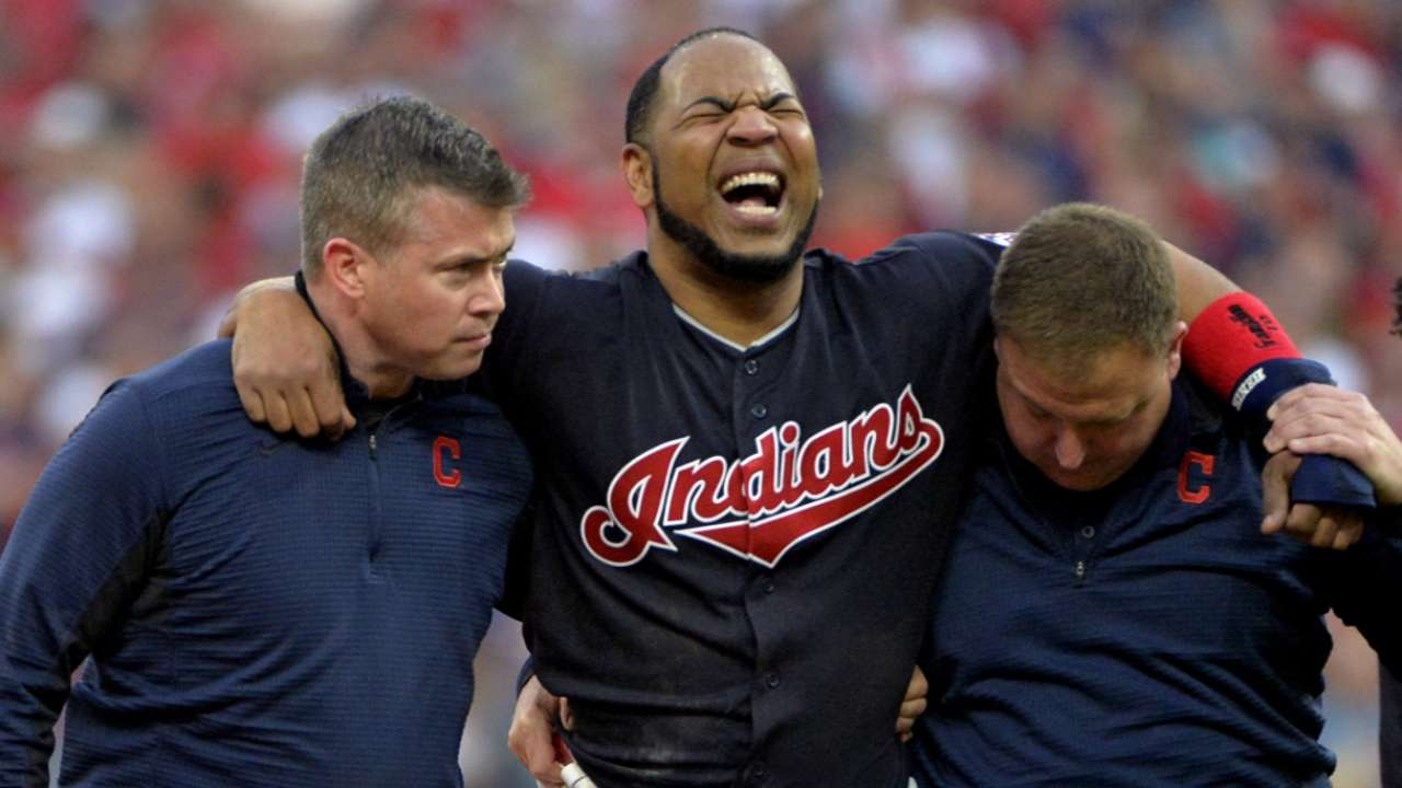 Francona on Encarnacion's injury