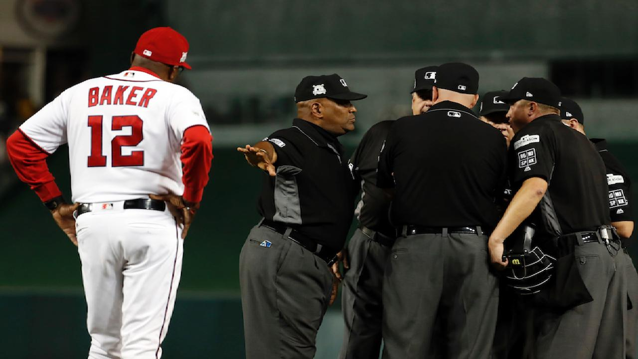 Oct. 6 Dusty Baker postgame interview