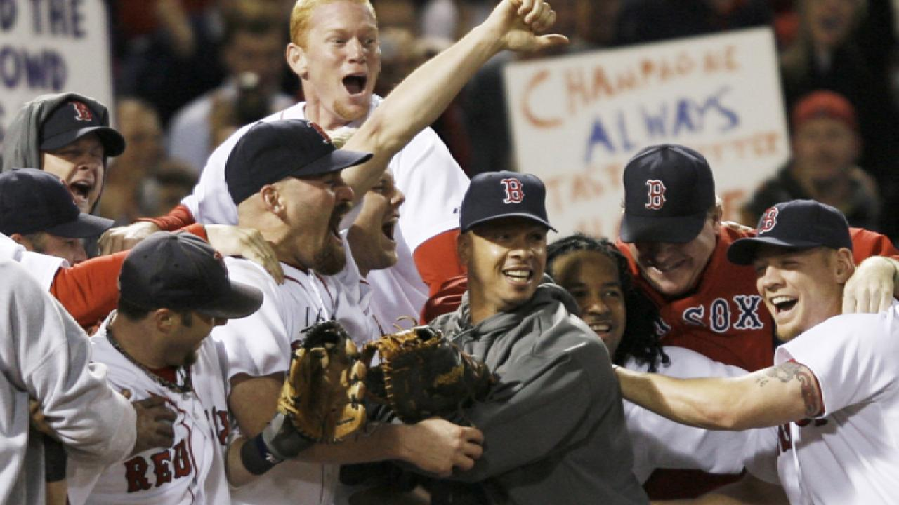 Relive the 2007 ALCS