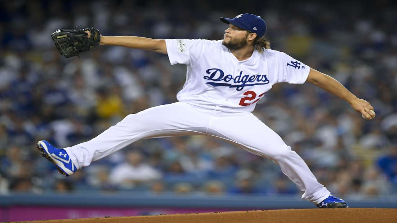 Kershaw on Dodgers' offense