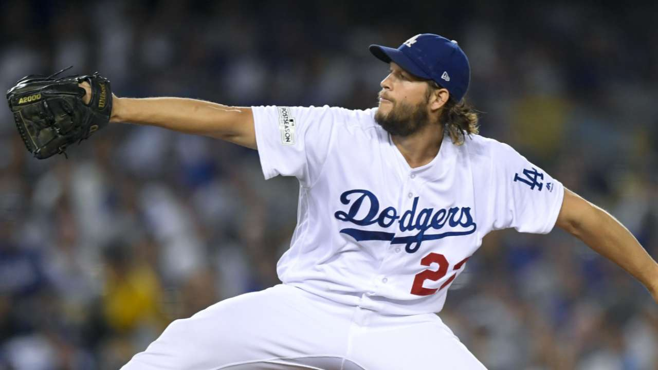 Roberts mulls strategy for Kershaw's next start