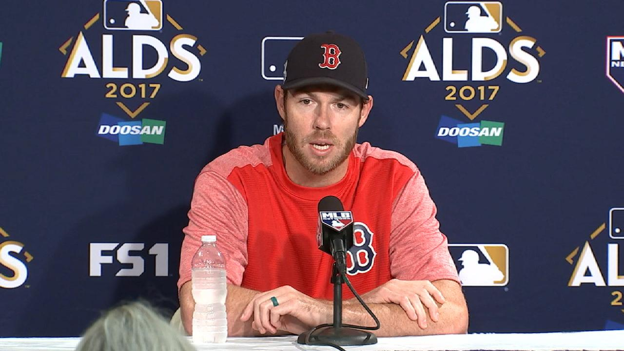 Fister on facing his former team