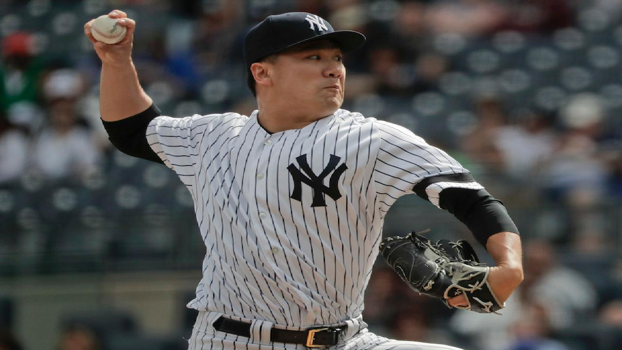 Tanaka on starting Game 3