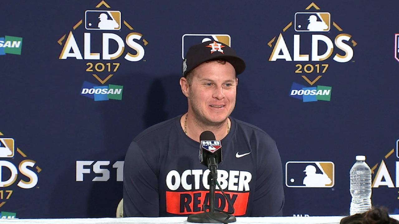 Oct. 7 Brad Peacock workout day interview