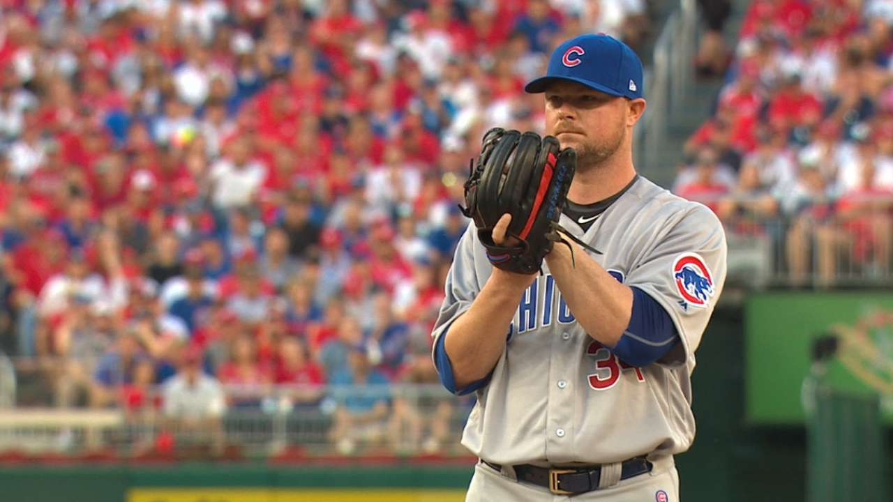 Lester's strong start in Game 2