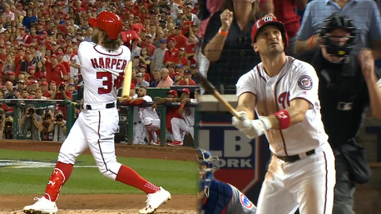 Extended Cut: Nats' rally in 8th