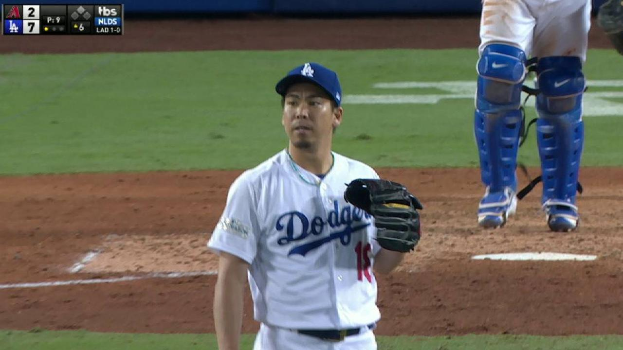 Maeda K's Martinez in the 6th