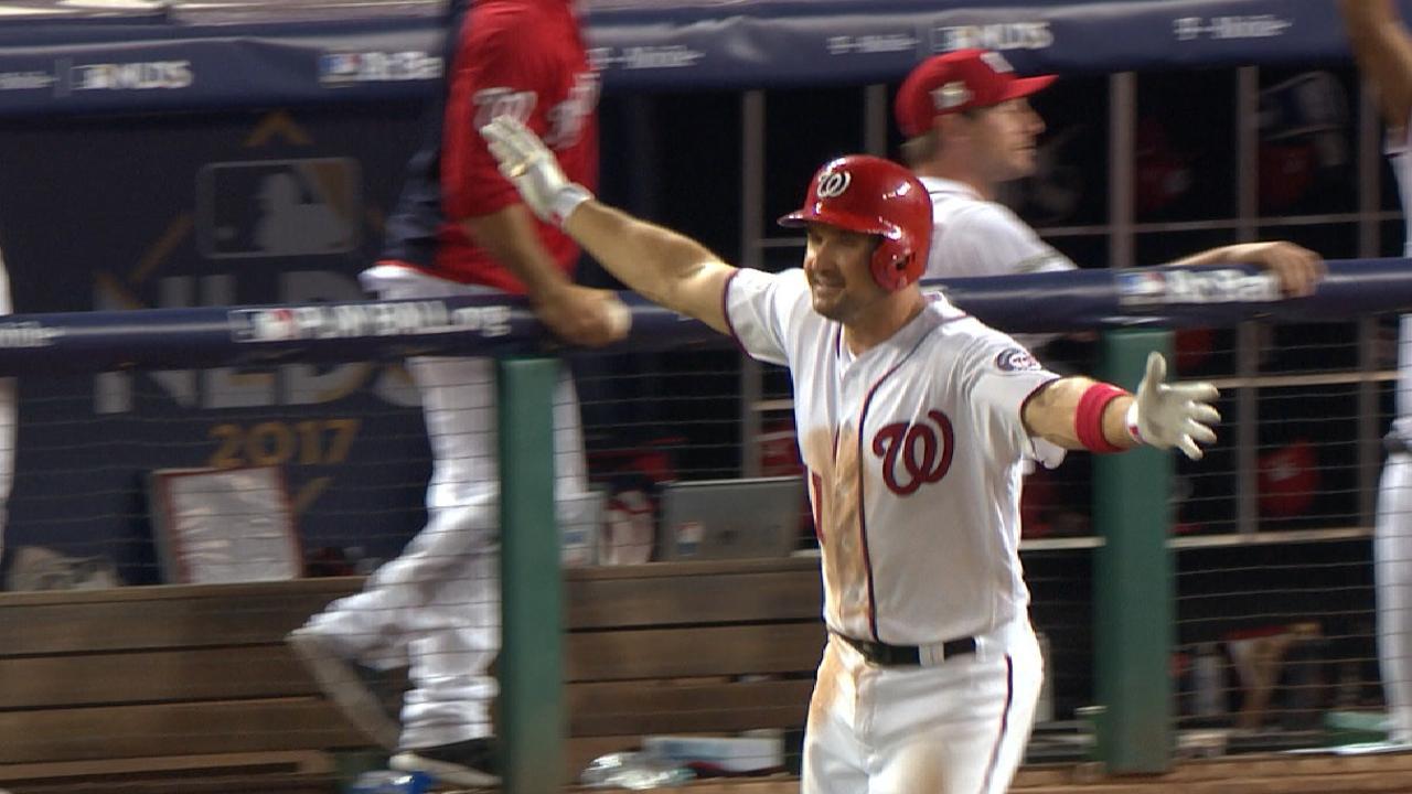 Radio Call: Zimmerman's home run