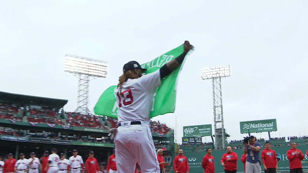 Hanley believes in Boston