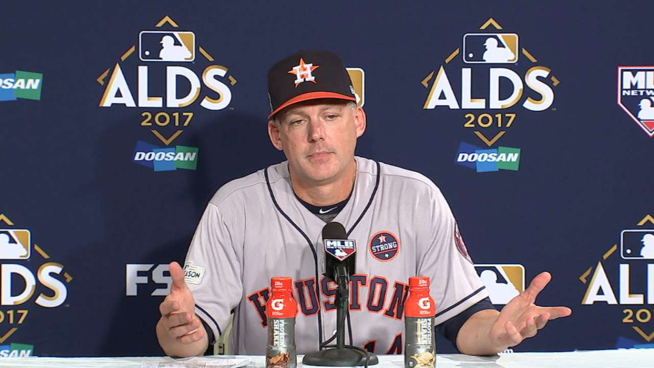 Weather might throw curve in Astros, Sox plans