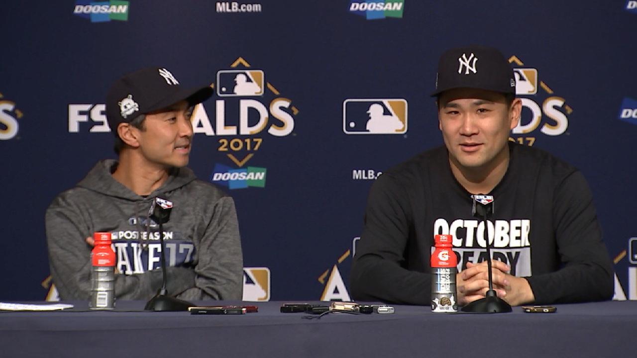Tanaka on stellar performance