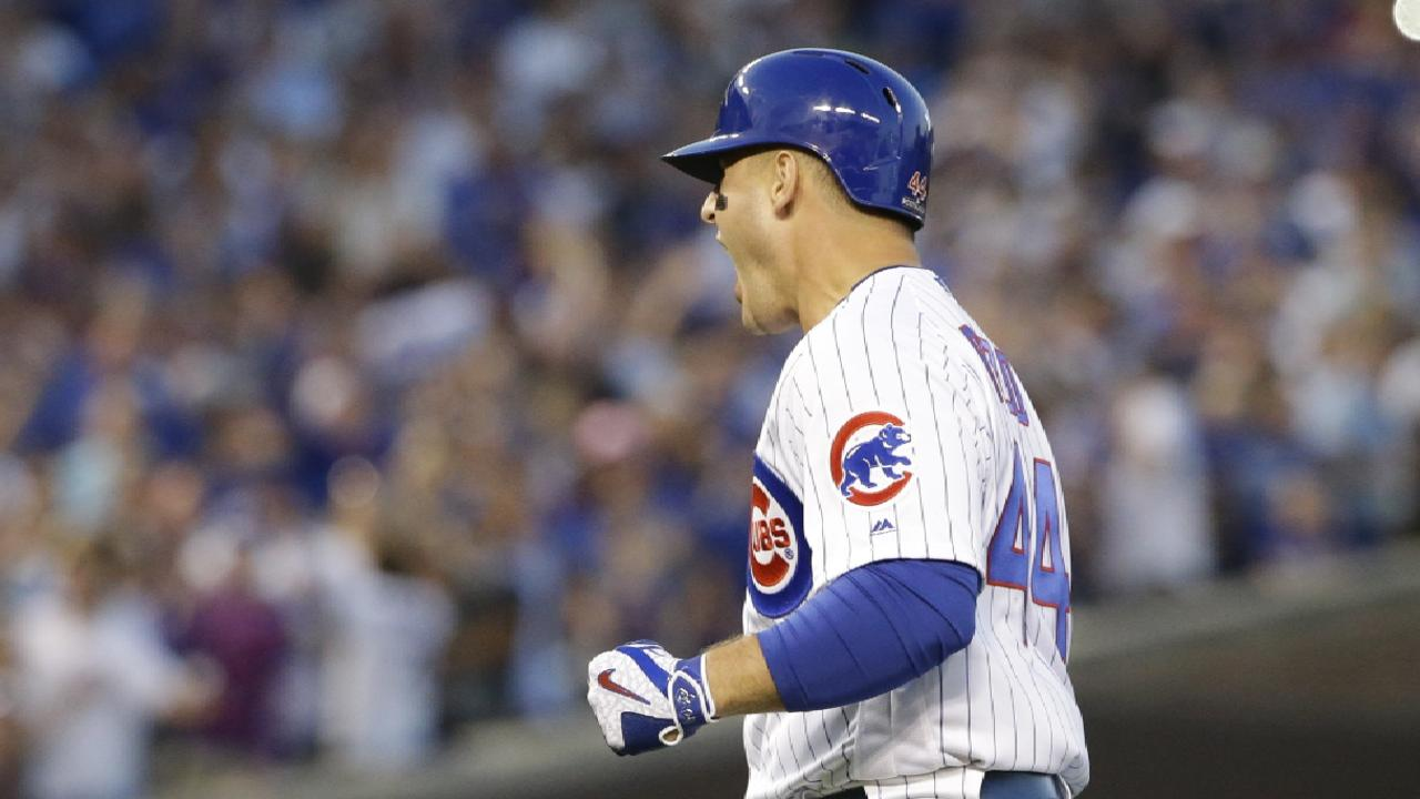Edwards Jr., Rizzo on Game 3 win