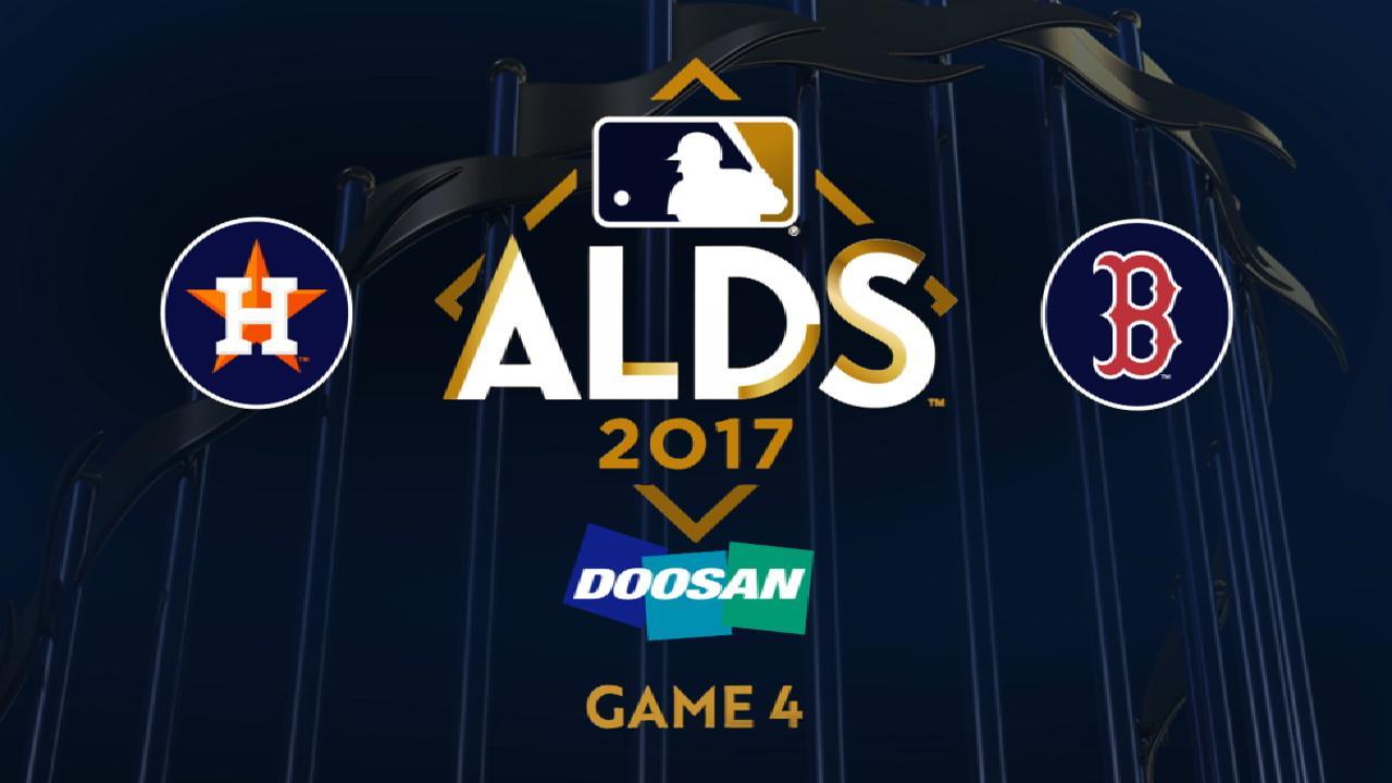 10/9/17: Astros avanzan a la SCLA